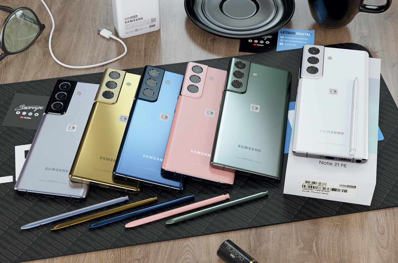 Samsung Note 22 series