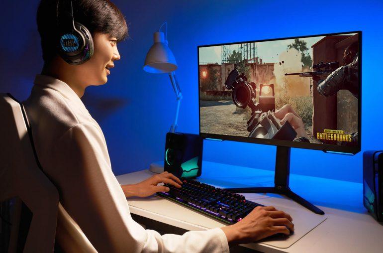 Samsung Odyssey gaming monitoren 2021