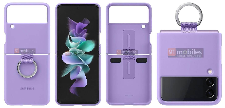 Samsung Z Flip 3 accessoires