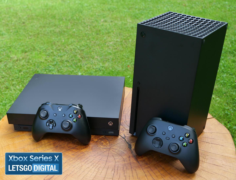 Xbox Series X vergelijken