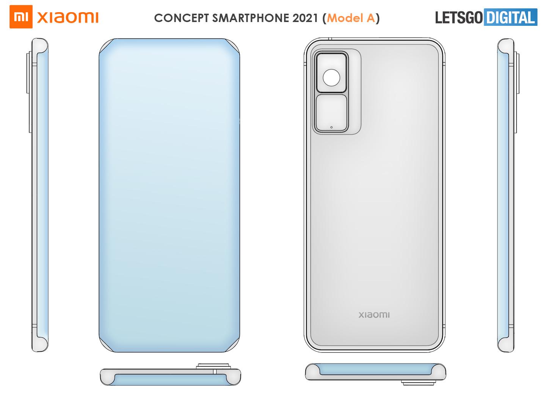 Xiaomi concept telefoon 2021