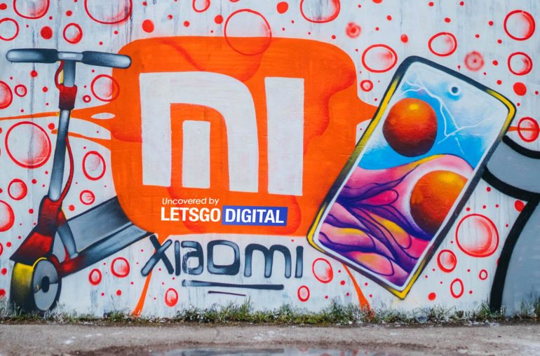 Xiaomi Mi Mix Flip opvouwbare smartphone