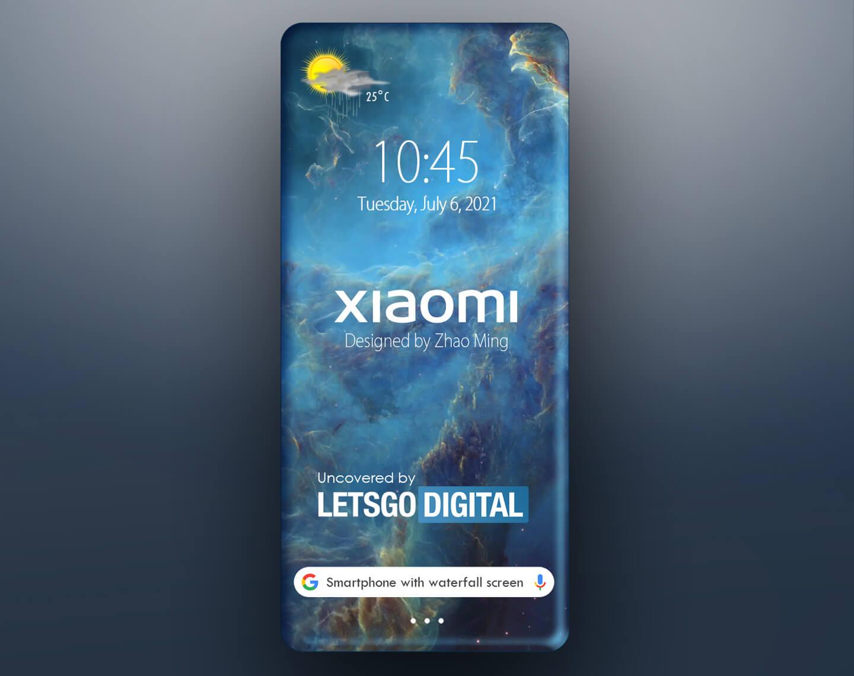Xiaomi Mi Mix telefoon