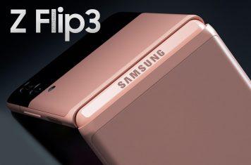 Z Flip 3 klaptelefoon
