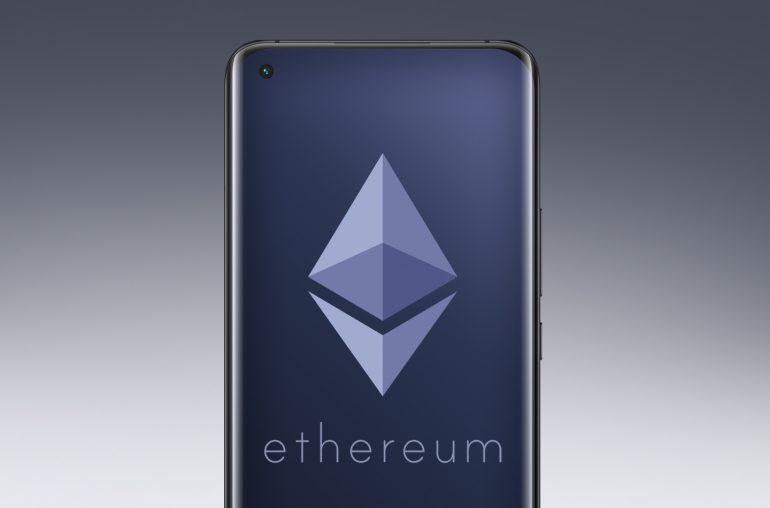 Ethereum kopen beheren smartphone