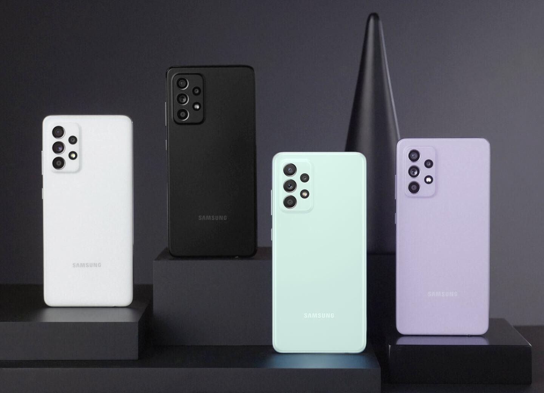 Galaxy A52s veelgestelde vragen