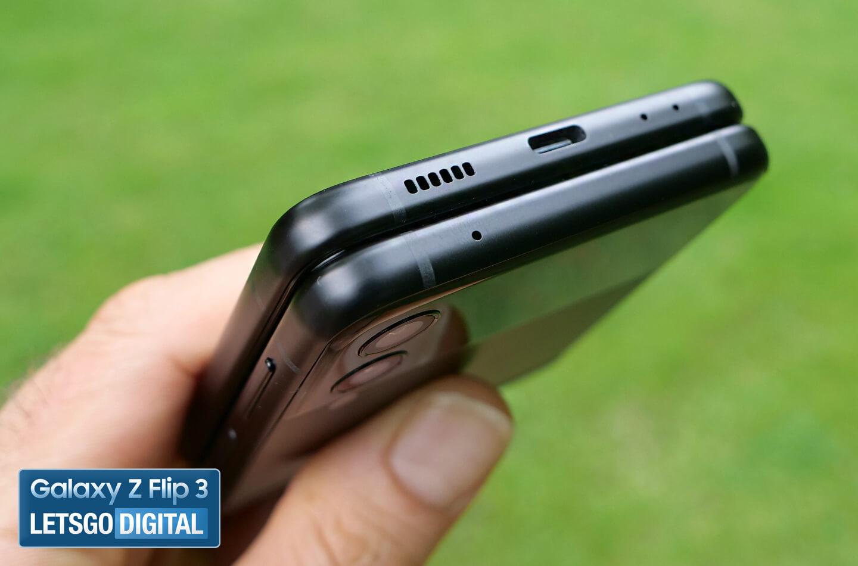 Galaxy Z Flip 3 batterij