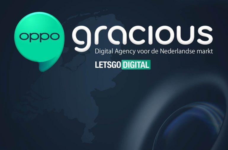 Gracious marketing Oppo smartphones