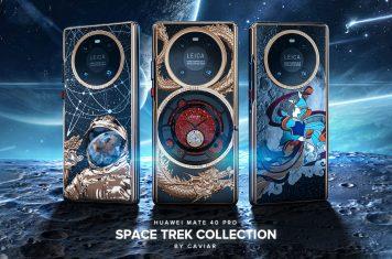Huawei Mate 40 Pro Space Trek Collectie
