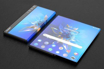 Huawei Mate telefoon