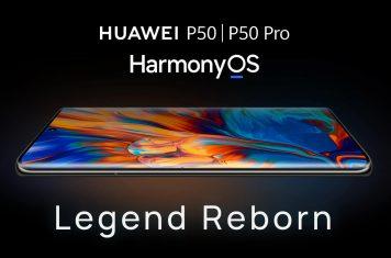 Huawei P50 Pro HarmonyOS