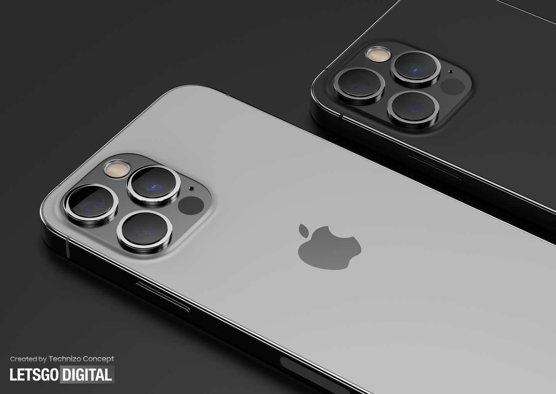Fotocamera iPhone 12s