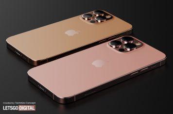 iPhone 12s Pro nieuwe kleuren