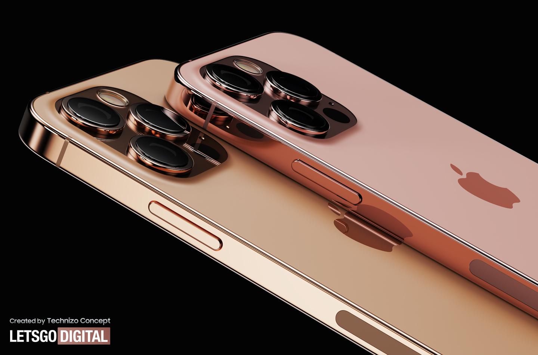 iPhone 12s Pro Sunset Oro Oro Rosa
