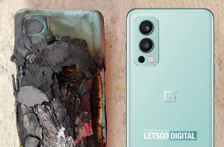 OnePlus Nord 2 batterij