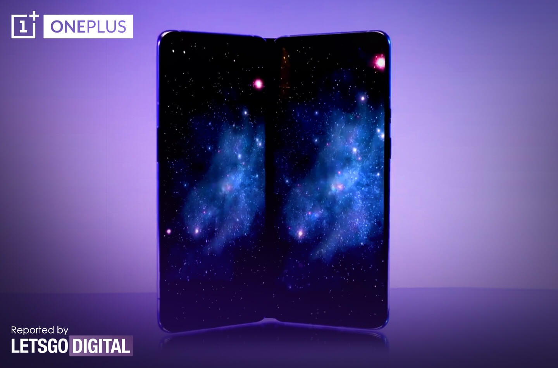 OnePlus foldable smartphone