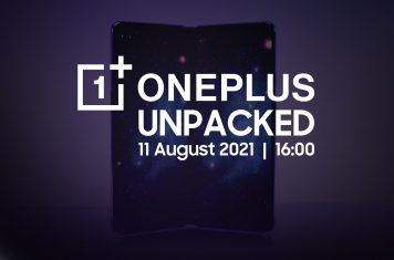 OnePlus Unpacked 2021