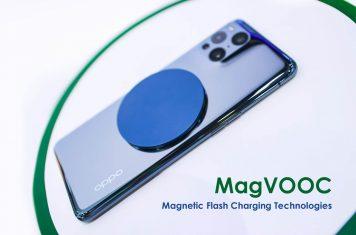 Oppo MagVooc Magnetische draadloze oplader