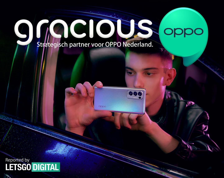 Oppo Nederland Marketing PR Agency