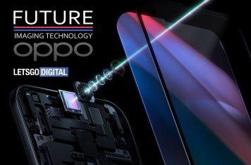 Oppo smartphone camera continue optische zoom