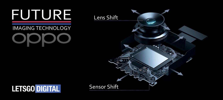 Oppo smartphone camera optische beeldstabilisatie