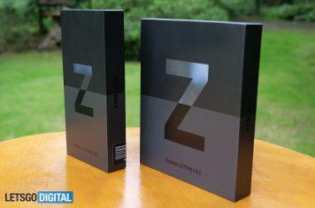 Samsung 3e generatie Galaxy Z Flip Z Fold