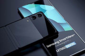 Samsung Galaxy smartphone app