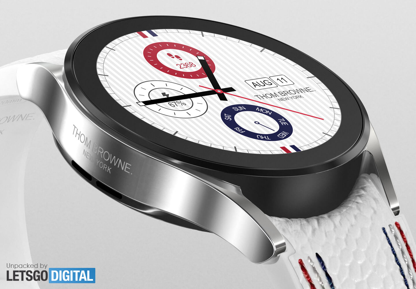 Samsung Galaxy Watch 4 speciale uitgave