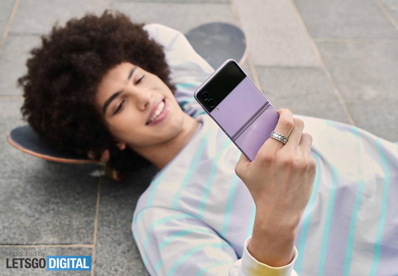 Samsung Galaxy Z Flip 3 introductie