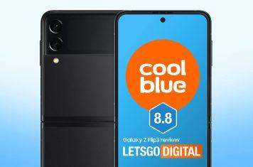 Samsung Galaxy Z Flip 3 kopen Coolblue