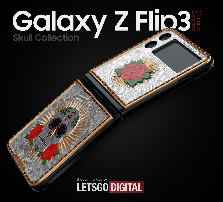 Samsung Galaxy Z Flip 3 Limited Edition