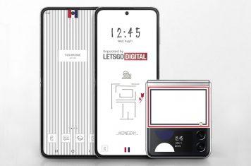 Samsung Galaxy Z Flip 3 speciale uitgave