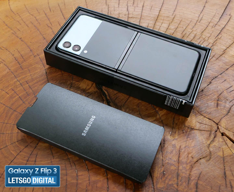 Samsung Galaxy Z Flip 3 vragen en antwoorden