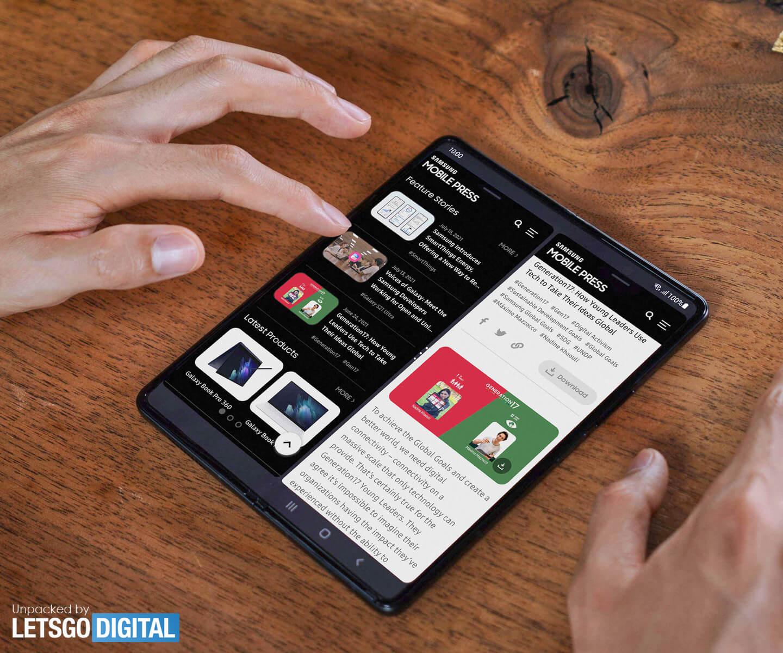 Samsung Galaxy Z Fold 3 introductie