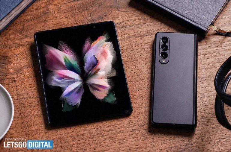 Samsung Galaxy Z Fold 3 specs