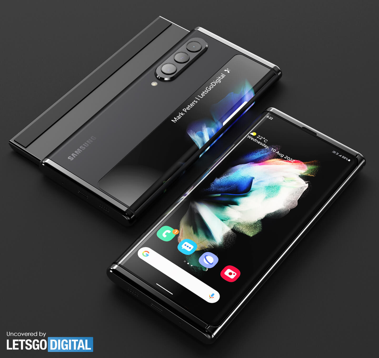 Samsung Galaxy Z Slide 5G
