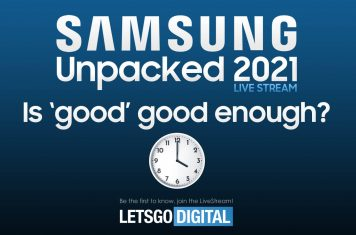Samsung Livestream Galaxy Unpacked