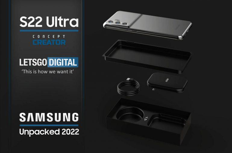 Samsung Unpacked 2022 Galaxy S22 Ultra