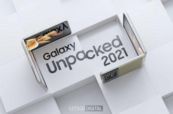Samsung Unpacked Galaxy Z-serie opvouwbare smartphones