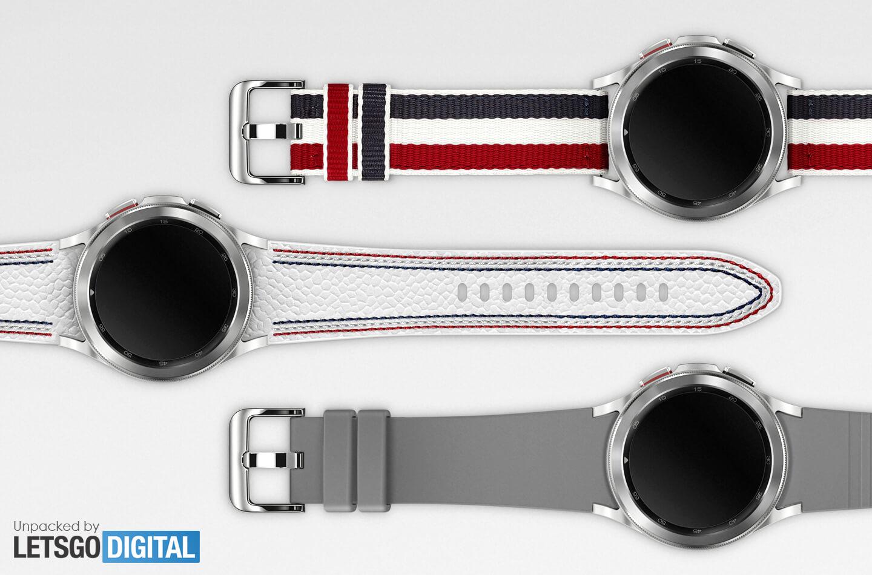 Samsung Watch 4 Classic Thom Browne