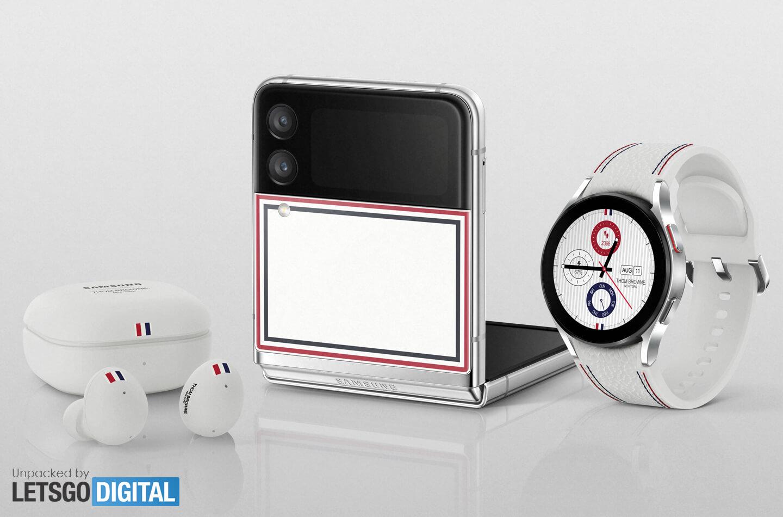 Samsung Z Flip 3 speciale uitvoering