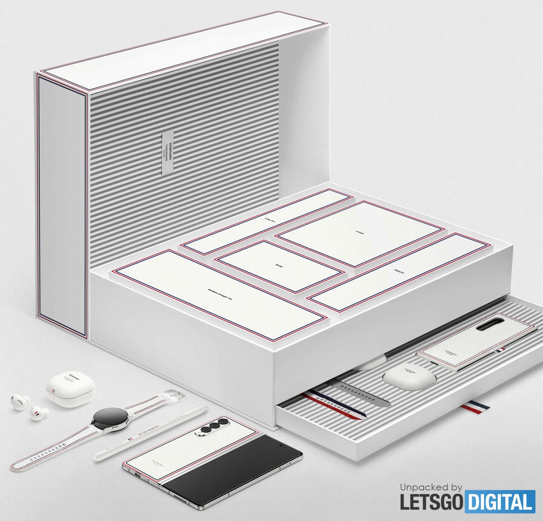 Samsung Z Fold 3 limited edition