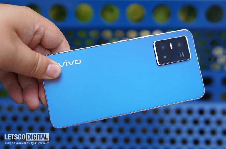 Smartphone Vivo S10