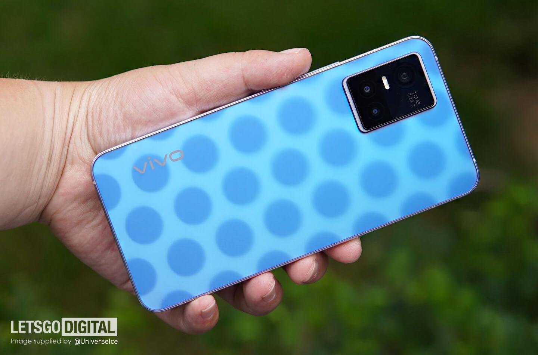 Vivo smartphone kleuren