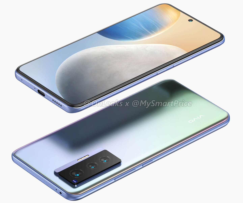 Vivo X70 5G smartphone