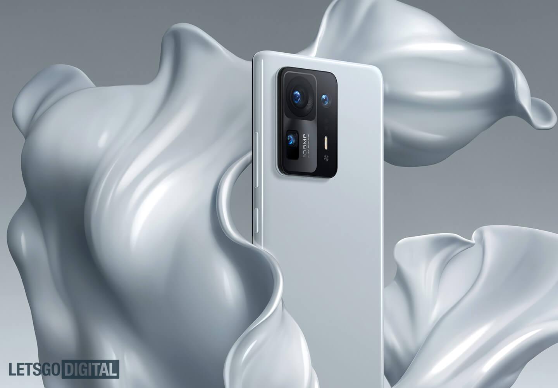 Xiaomi Mi Mix 2021 model