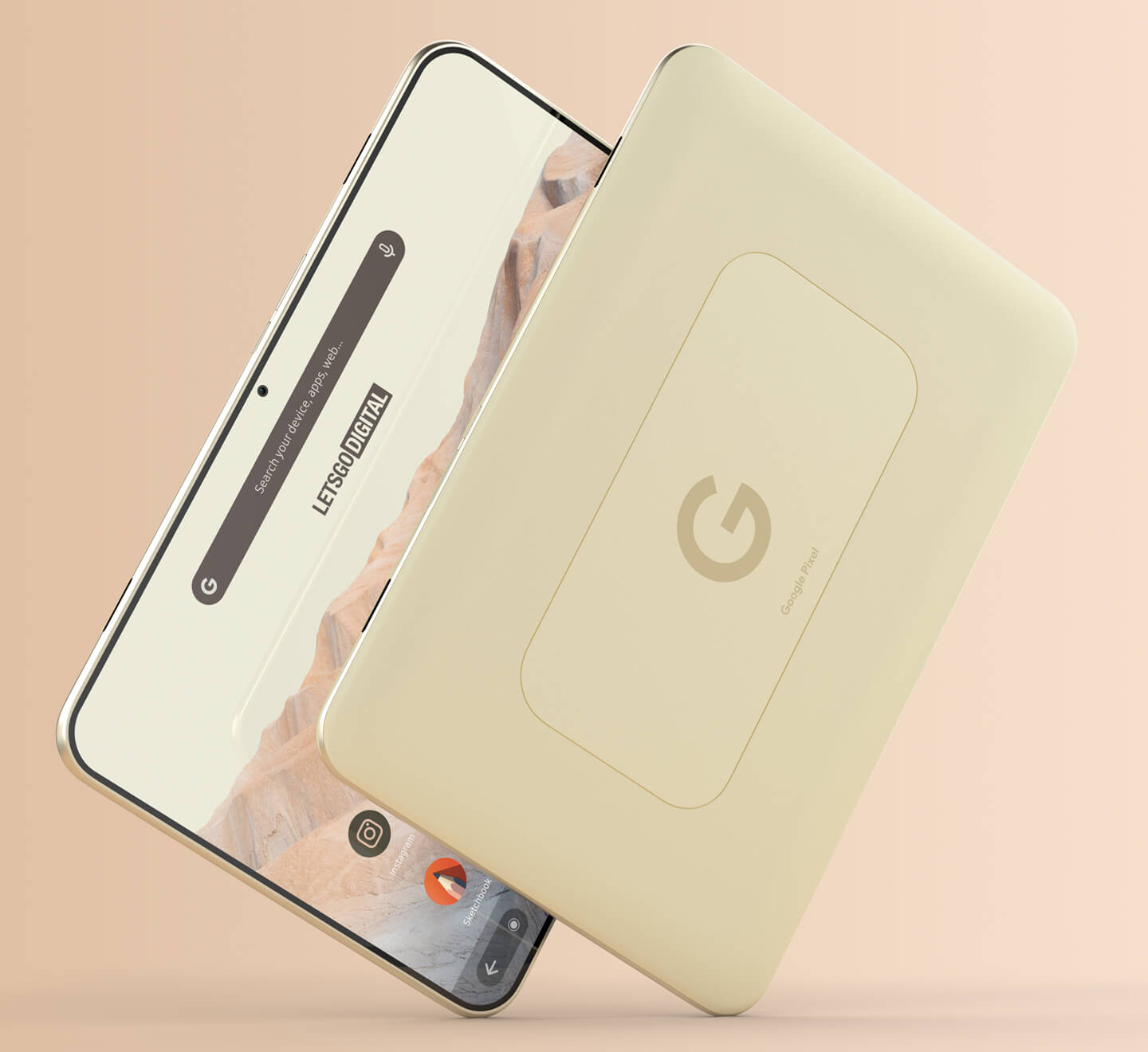 Android 12 tablet