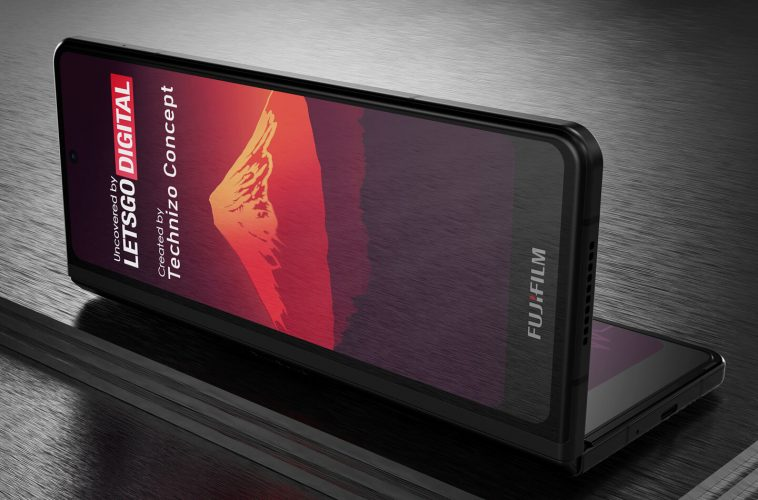 Fujifilm opvouwbare smartphone Samsung Galaxy Fold