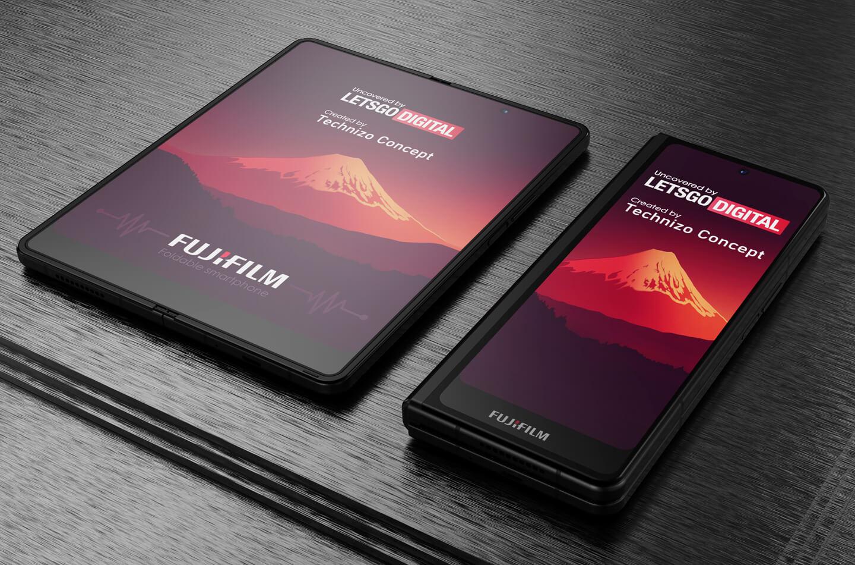 Fujifilm smartphone