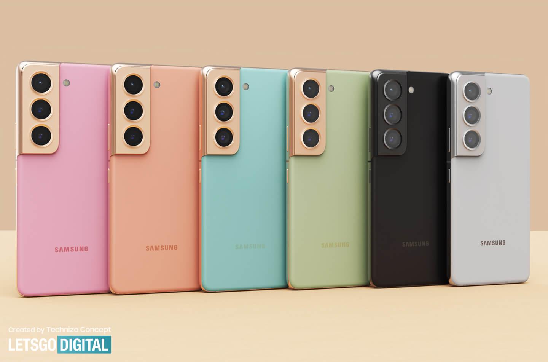 Galaxy S22 Plus kleuren